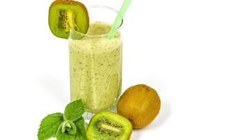 Energy Shake bananowy kiwi