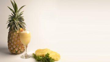 koktajl z danio i ananasem