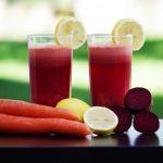 koktajl z warzyw i owoców