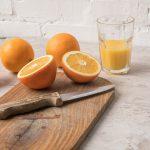 sok pomarańczowo cytrynowy