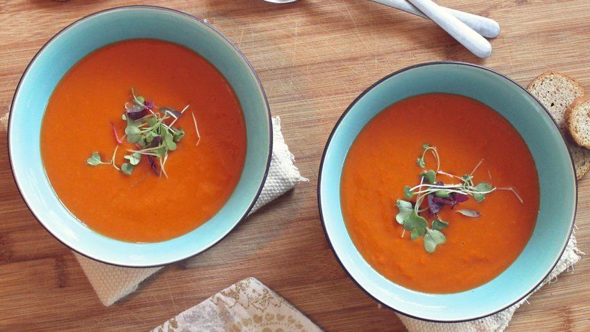Zupa Pomidorowa Z Ryżem Przepisy Thermomix